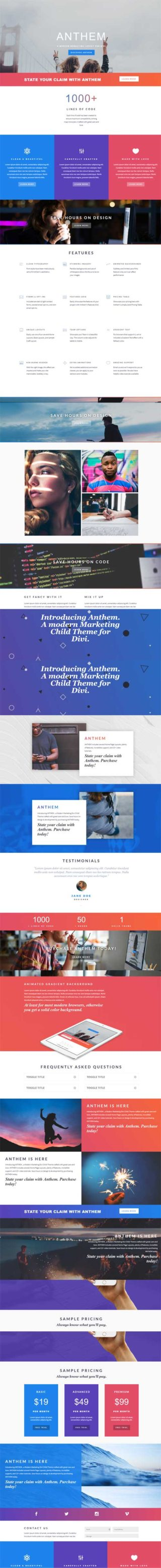 anthem-page-layout-for-divi