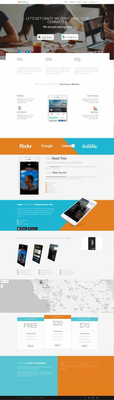 divi app layout download