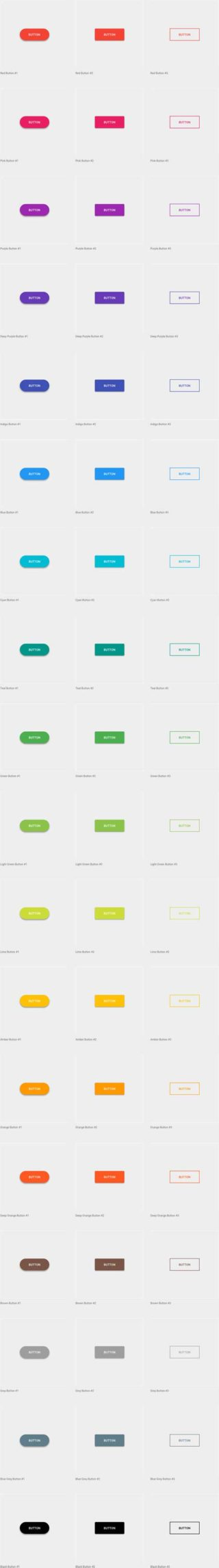 divi buttons layout pack