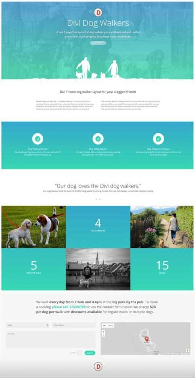 divi-dog-walkers-layout