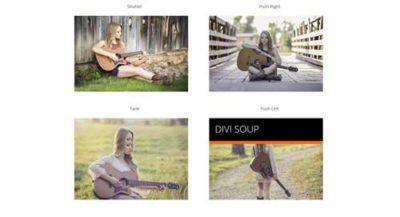 divi image module layout