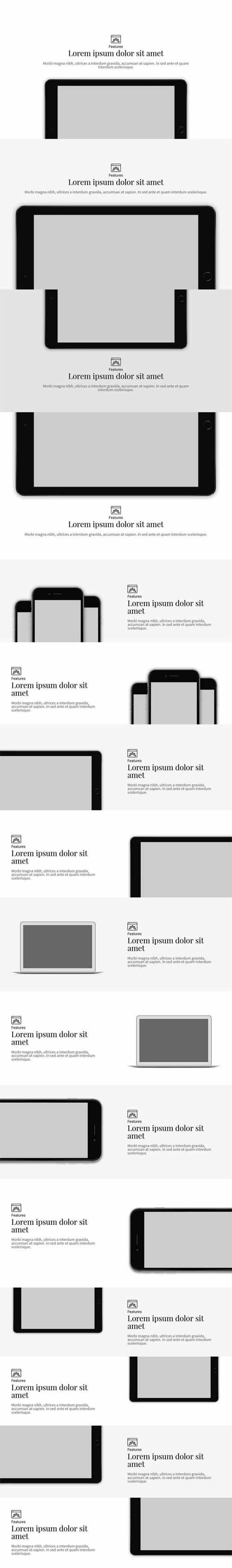 divi sections layout bundle