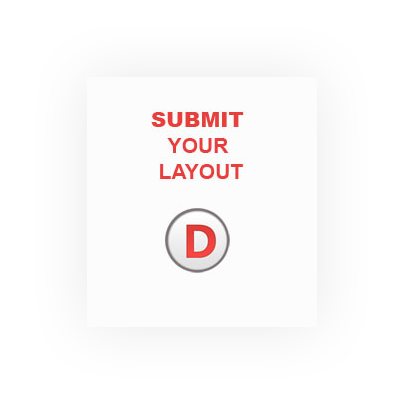 submit divi thene layout