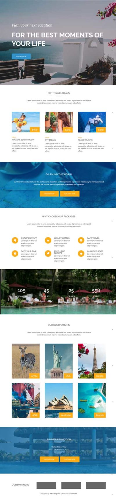 divi-travel-layout
