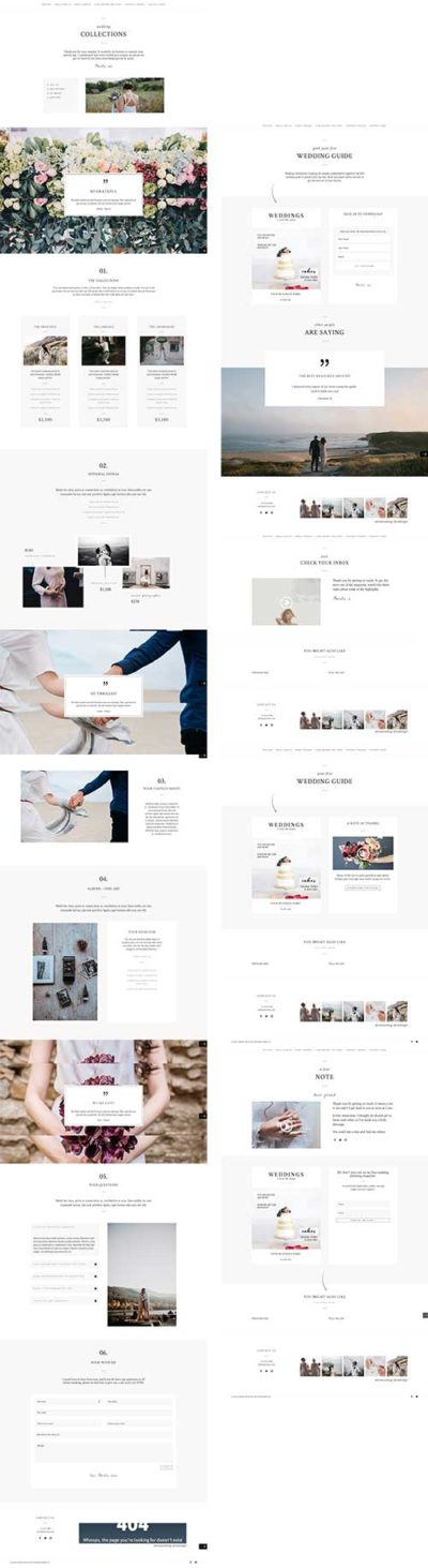 divi marketing layout pack