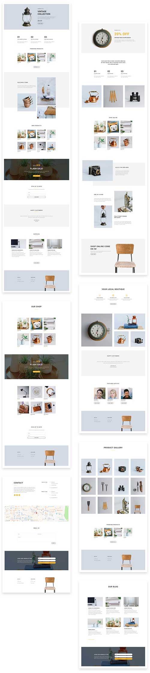 divi-layout-for-boutique-shop