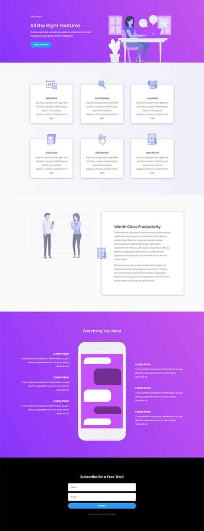 divi tutorial layout download