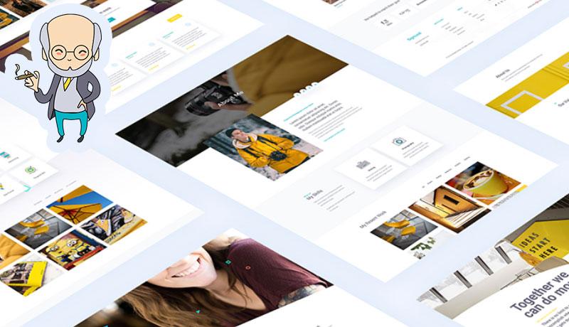 sigmund premium divi layouts