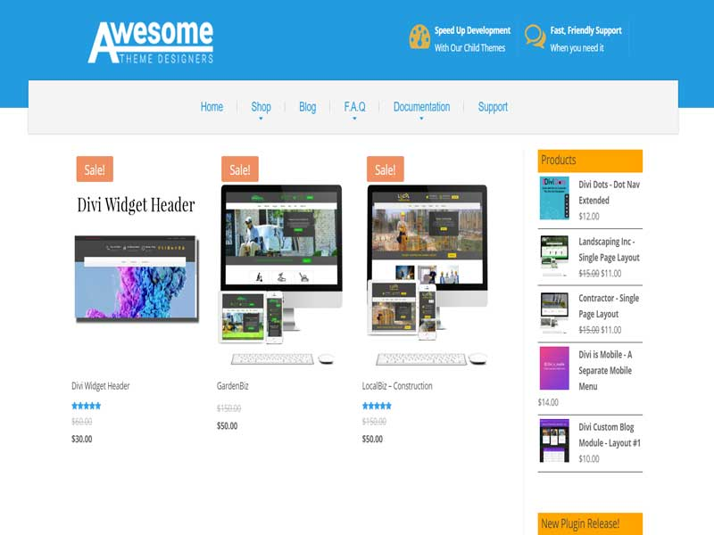 awesome theme designers