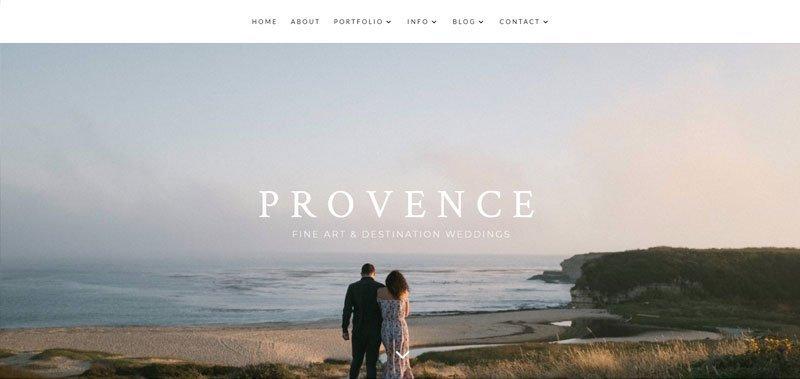 Provence theme