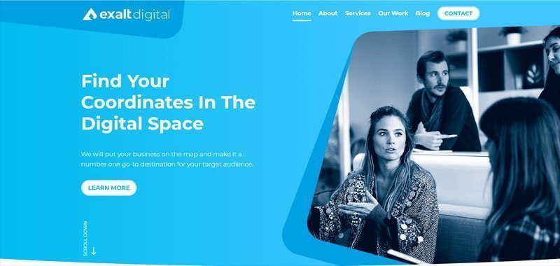 digital agency example