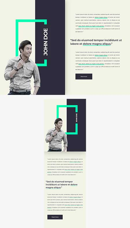 create divi borders