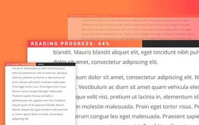 Divi progress bar