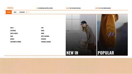 Divi mega menu layout download