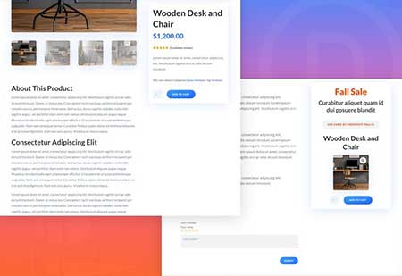 Divi sticky woocommerce buttons