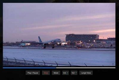 Divi html5 video controls